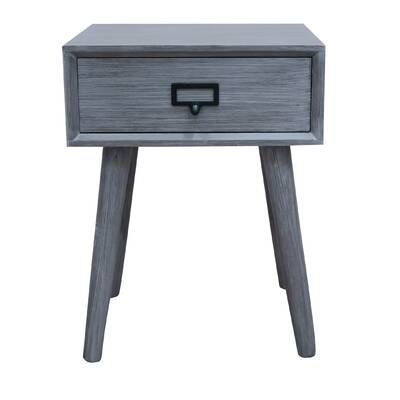 Queener End Table In 2020 End Tables With Storage Coffee Table With Drawers End Tables