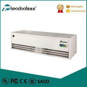 Stainless Steel Cross Flow Industrial Air Door Air Curtain For