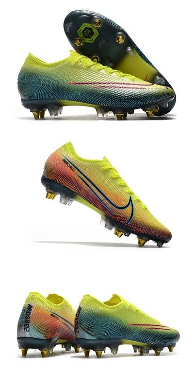 Nike Mercurial Vapor Xiii Elite Sg Pro Ac Dream Speed Lemon In 2020 Soccer Cleats Nike Nike Vapor