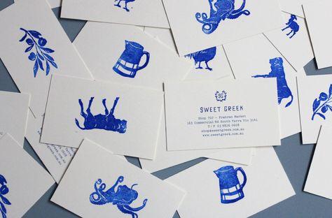 New Brand Identity for Sweet Greek by Studio Brave - BP&O ...