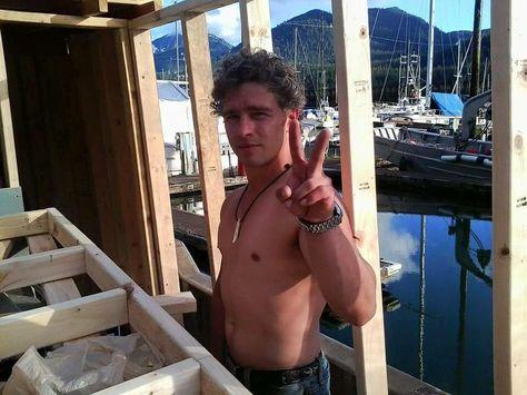 Matt Brown Shirtless Um Yeah Alaskan Bush People Alaskan