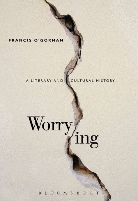 This book jacket is very clever, they have split up the text 'Worrying' with the background image. Which is an idea which could help when i will be creating a book jacket