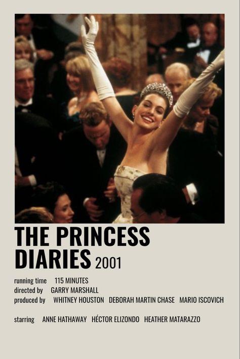 The Princess Diaries Polaroid Poster