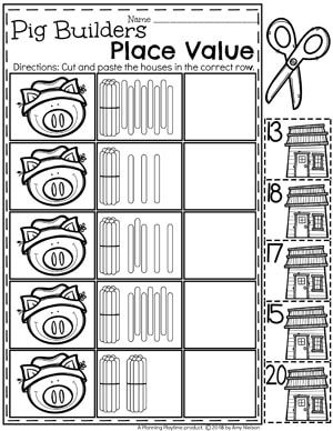 Place Value Worksheets With Images Place Value Worksheets
