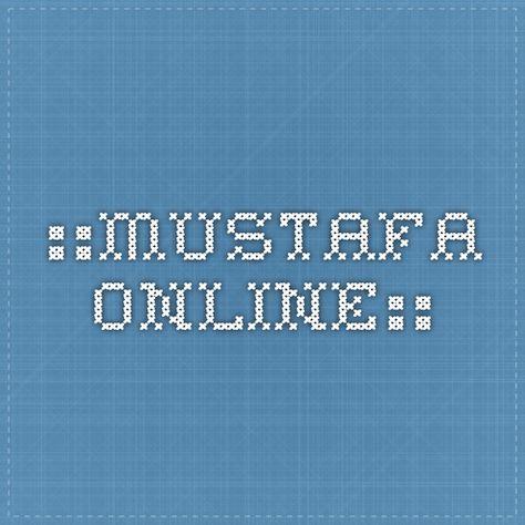 ::Mustafa