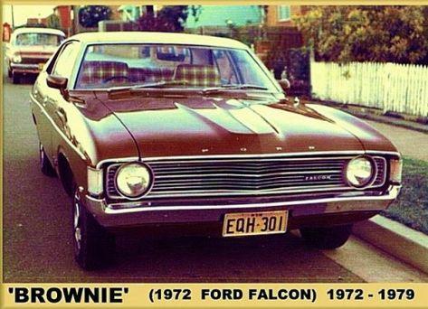 1972 Xa Falcon Vintagecars Vintage Cars Australia Ford