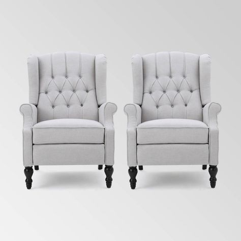 Living Room Chairs, Interior Design Living Room, Bedroom Sitting Room, Upholstered Seating, Family Room, Furniture, Sitting Room Ideas Cozy, Recliner, Mid Century Recliner