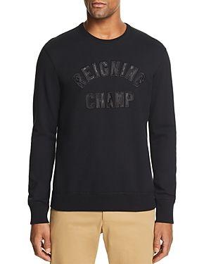 Men/'s Reigning Champ Club Logo T-Shirt