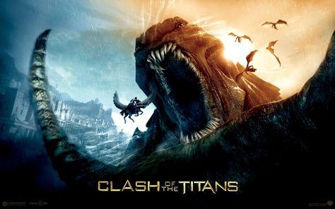 HD wallpaper: 2010 Clash of the Titans, movies