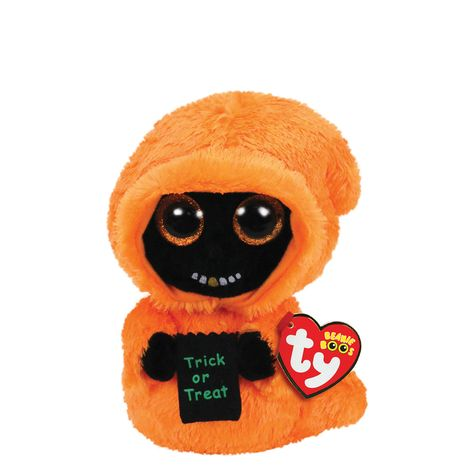 ed2256cd1b6 Ty Beanie Boo Small Grinner the Ghoul Plush Toy