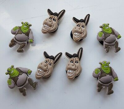 SOLD SEPARATE Collectible Scooby doo Shaggy Mystery Machine jibbit clog charms