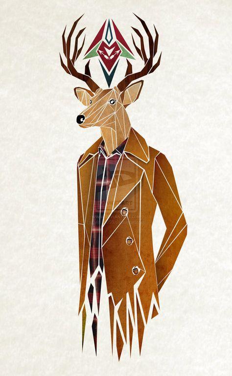 dear deer by MaNoU56 on deviantART