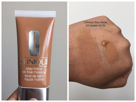 Clinique Stay Matte Oil Free Makeup Foundation Saubhaya Makeup