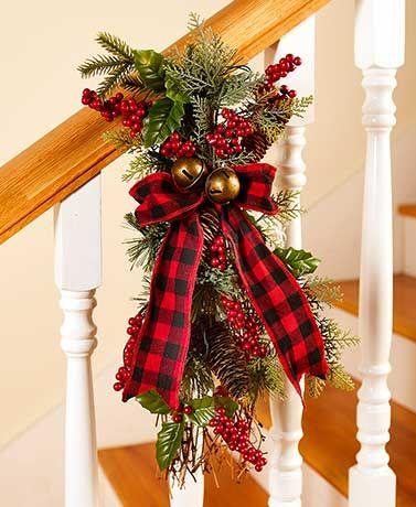 Www.Lakeside.Com Christmas 2021 Lighted Holiday Swags In 2021 Holiday Swag Christmas Door Holiday