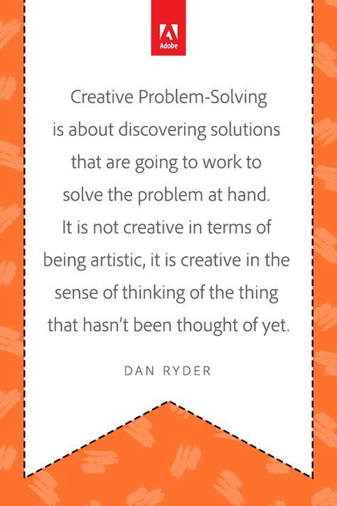 Creative Problem-Solving Teacher Tips