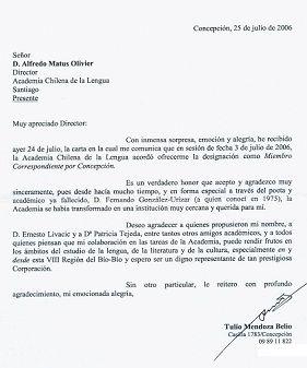 Cartas Formales Carta Formal Ejemplo De Carta Formal Cartas De Recomendacion