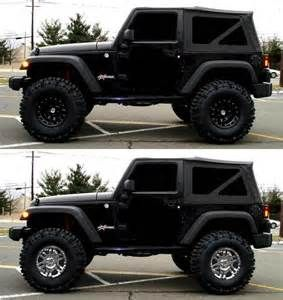 2007 lifted jeep wrangler