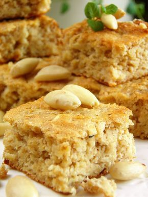 Sio Smutki Ciasto Migdalowe Z Jablkami Bez Maki Dla Diabetykow Desserts Sweet Treats Desserts Healthy Desserts