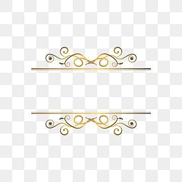 إطار زخرفة فاخرة الذهب فخم ترف خلفية Png والمتجهات للتحميل مجانا Ornament Frame Photo Frame Design Heart Frame