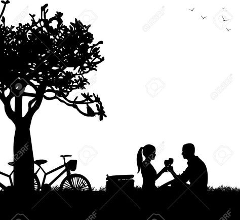 Lunch Date Stock Vector Illustration And Royalty Free Lunch Date ...