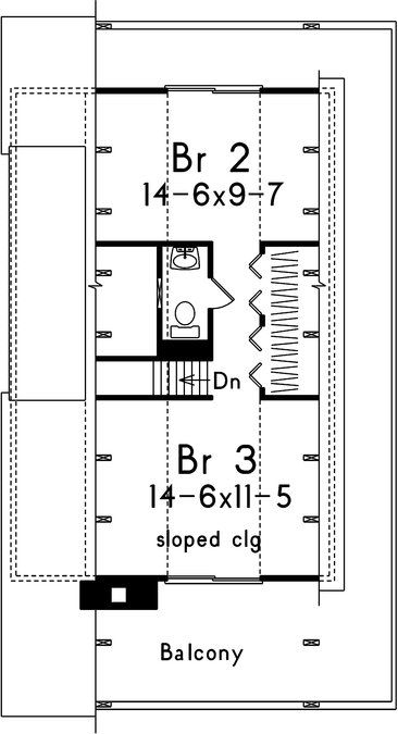 3 Bedroom 1 Bath A Frame House Plan Alp 0a3d Cottage Style House Plans A Frame House Plans A Frame House