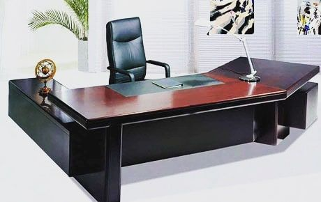 Office Table Dream Of An Employee To Own This Table Dm For Details Can Be Customised Newfurnitureplaza Office Desk Designs Home Office Design Office Table