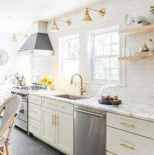 Kitchen Lighting Fixtures Over Sink Layout 65 Ideas Gold Kitchen Kitchen Inspirations Kitchen Layout