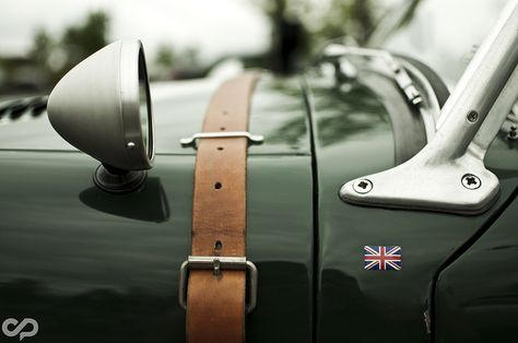 British Racing Green and Hood Straps  photo by Ben Chavez