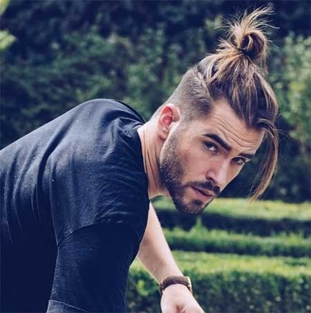 Trend Mannerfrisuren 2019 Beautiful Men Herrenfrisuren Herren