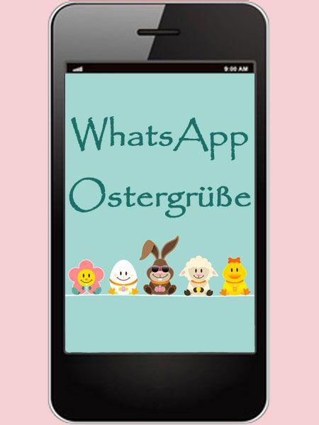 Ostergrüße Per Whatsapp Verschicken 2021