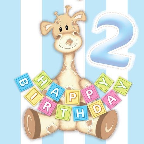 Spruche Zum Kindergeburtstag Junge Lovely 2 Geburtstag Giraffe