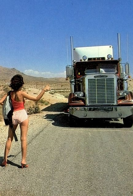 All sizes | The Hitcher | Flickr - Photo Sharing!