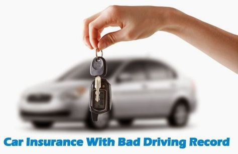 Get Expert Help For Finding The Best Bad Drivers Auto Insurance
