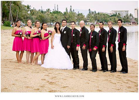 Mariage A Noumea En Nouvelle Caledonie Wedding Portrait