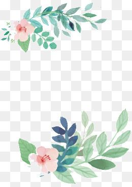 Flowers In 2020 Flower Png Images Free Watercolor Flowers