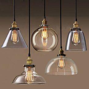 H/ängeleuchte Holz Pendelleuchte Vintage Retro Lampenschirm E27 8-Flammig F/ür Esszimmer H/ängelampe Industrial K/üche Esstisch Kronleuchter L/üster