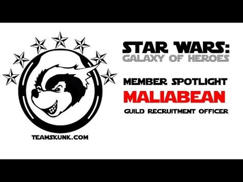 Pin by LordSkunk com on Star Wars: Galaxy of Heroes | Star