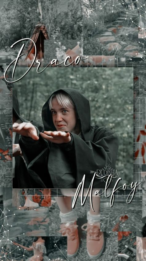 Wallpaper Draco Malfoy