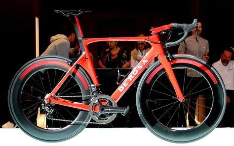 De Rosa Rosa SK Pininfarina road bike