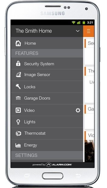 Telsco Connect App Home Security Monitoring Alarm Systems For Home Home Security Tips