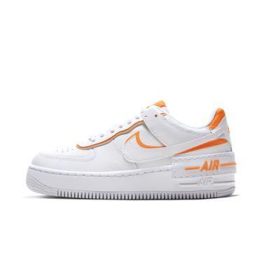 air force 1 donna arancioni