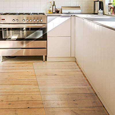 ニトリの透明キッチンフロアマット 公式ネット通販限定販売品 120 60 180 60 インテリア 家具 キッチンフロア ニトリ
