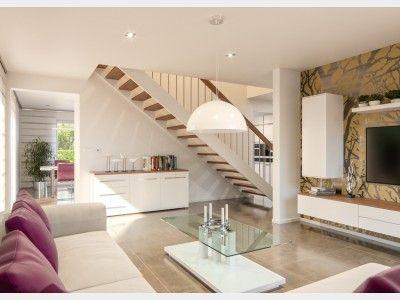 CLOU 174 Wohnzimmer | Modern farmhouse | Pinterest | Haus, French ...