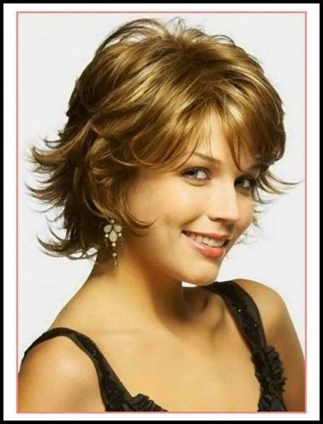 Kurze Frisuren Für Welliges Haar Und Rundes Gesicht Neu