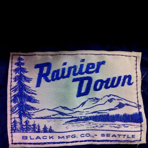 Rainier Down by Black MFG