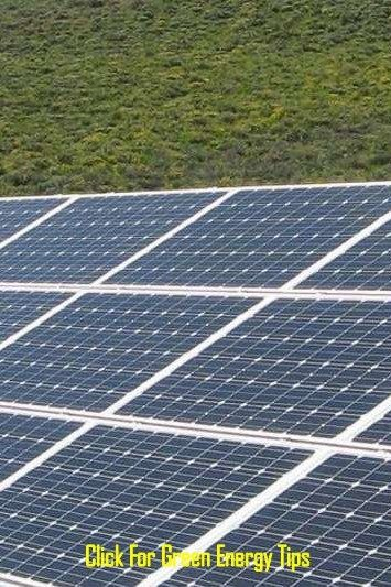Pin By Sunny And Green Solar On Solar Energy And Climate Change Solar Panels Solar Farm Best Solar Panels