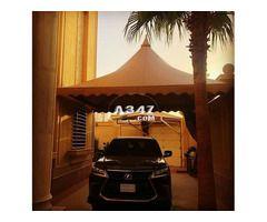 مظلات وسواتر مكة بأسعار مناسبة 0558108877 Professional Services Car