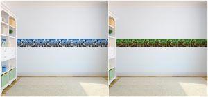 Bedroom Wallpaper Border