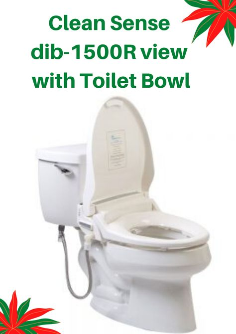 Clean Sense Dib 1500r Review In 2020 Seat Cleaner Smart Toilet