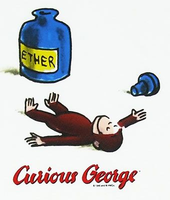 Image result for curious george died